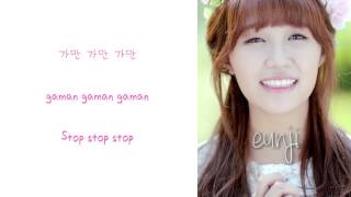 *Color Coded* Apink - Promise U 새끼손가락 Lyrics {Han/Rom/Eng}
