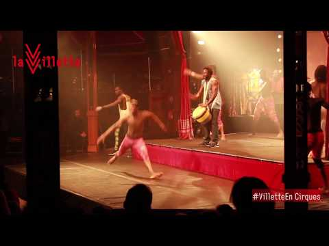 Cirque Mandingue - Final Afro-Cirkus