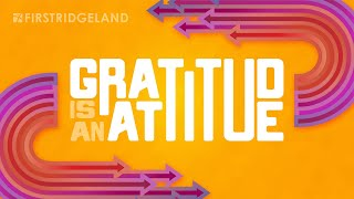 Secret Ingredient For Gratitude | Gratitude is an Attitude | Full Worship Experience