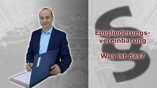 Eingliederungsvereinbarung mit der Arbeitsagentur   Fachanwalt für Arbeitsrecht Alexander Bredereck