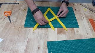 How To Make Your Own Golden Mean Calipers
