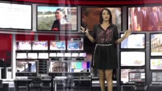 Zjarr Televizion: 360°  gradë Eljona Pitarka - PROMO