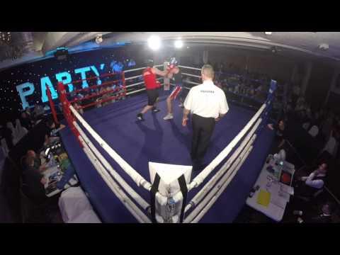 Ultra White Collar Boxing | Glasgow | Stuart McCrudden VS Jack Connell
