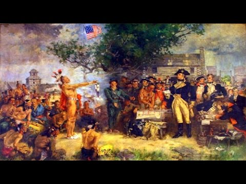 Is The Jay Treaty Invalid? Native American Rights Being Taken By Homeland Security