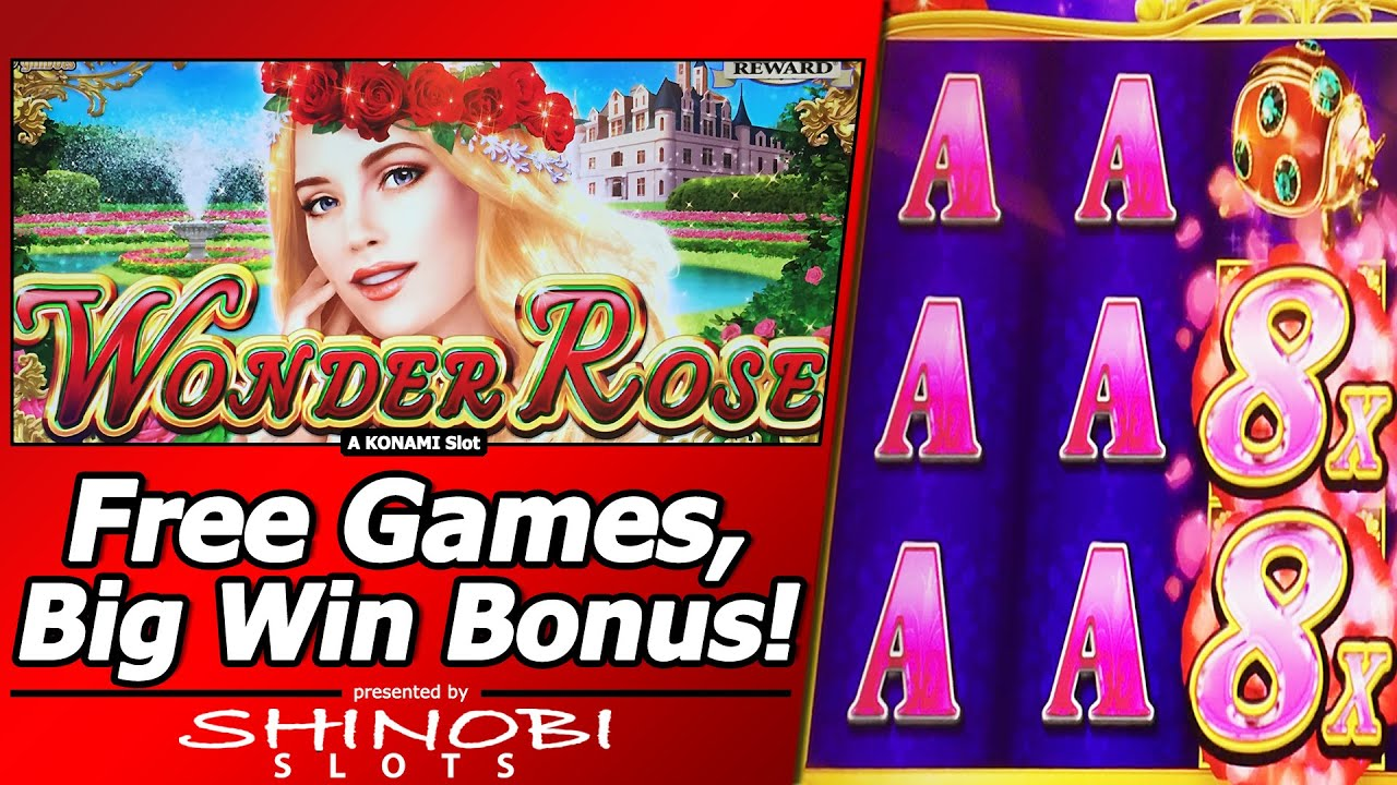 Spiele Wonder Rose - Video Slots Online