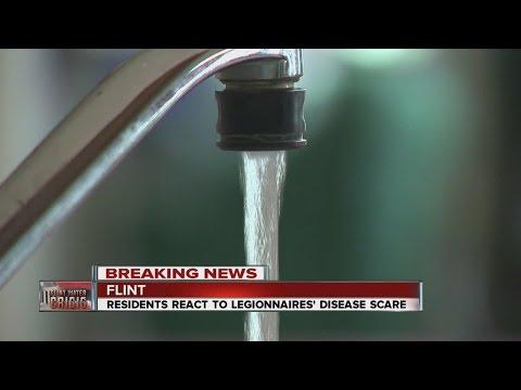 Spike in Legionnaires' Disease found in Flint