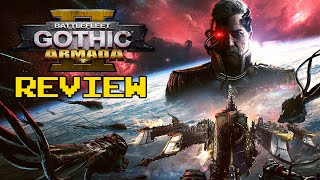 Battlefleet Gothic: Armada 2 Review (Video Game Video Review)