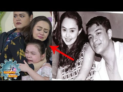reveals the secret of Filipino actress Angelika Dela Cruz