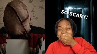 WHY DID I WATCH THIS?! (REACTING TO SCARY SHORT FILMS)
