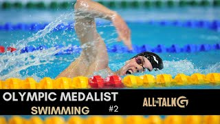 🏊 Gregory Mallet. Former french olympic medalists FULL EPISODE #olympicathlete