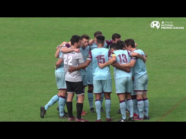 Round 5 - Wollongong Wolves vs APIA Leichhardt Tigers - PS4 NPL NSW Men's
