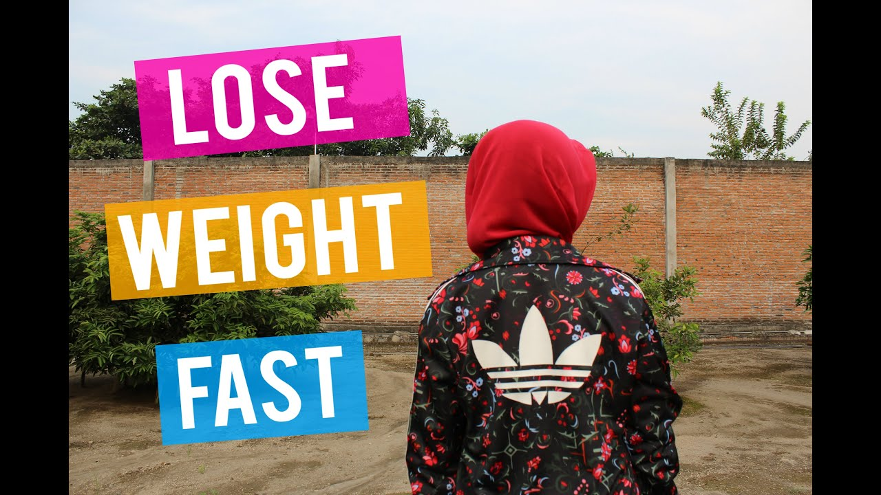How To Lose Weight Fast For Lazy People !!  Okky