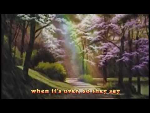 Rod Stewart-Have You Ever Seen The Rain (lyrics)