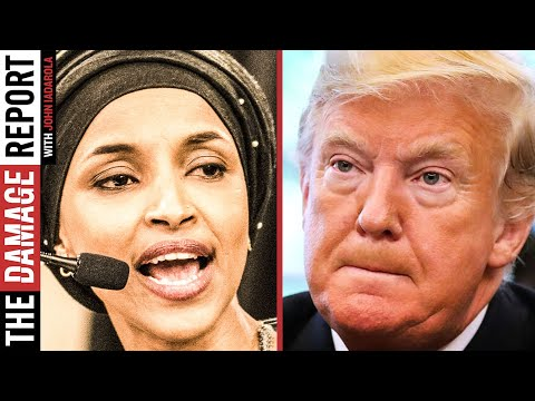 Ilhan Omar DESTROYS Trump