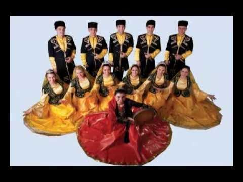 موزیک زیبای آذری. Azerbaijani music