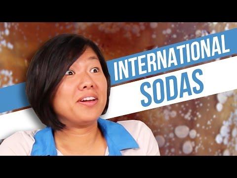 Americans Try International Sodas