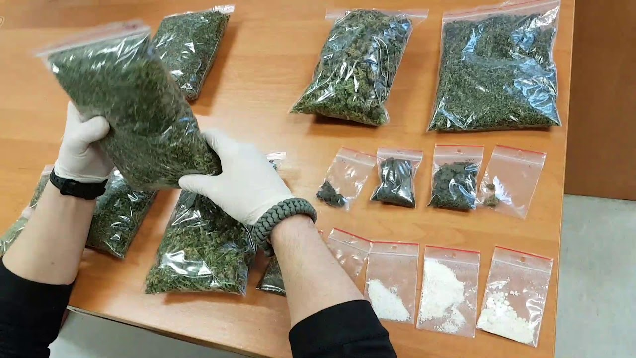 Kolejny cios w narkobiznes. Diler aresztowany, narkotyki warte 30 tys. złotych zabezpieczone