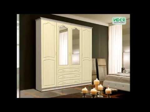 Мебельная фабрика Идея комфорта  Шкафы распашные и столы  коллекция 2014