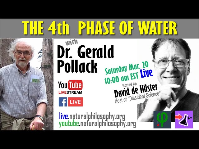 4th Phase of Water - Dr. Gerald Pollack