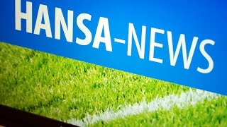 Die Hansa-News vor dem Heimspiel gegen den VfR Aalen