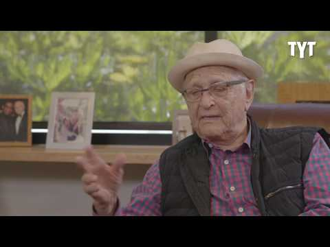 Norman Lear On NFL Protests, Trump's America, And More