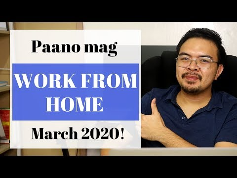 Paano Mag Work at Home / Online Jobs / Kumita Online – March 2020