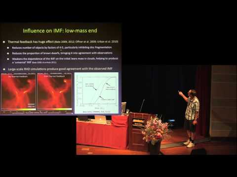 11. Matthew Bate - Star cluster formation and feedback