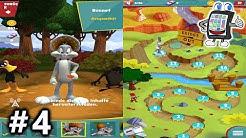LOONEY TUNES HETZJAGD #4 App deutsch   BUGS BUNNY KRIEGT NEUEN HUT   Spiel mit mir Games