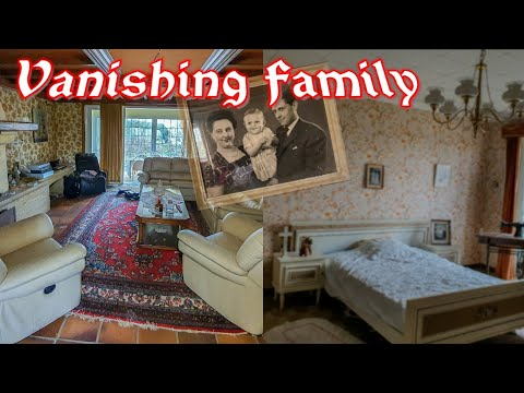 THE FAMILY JUST VANISHED ABANDONED MILLIONAIRES HOUSE   EVERYTHING IS LEFT BEHIND!