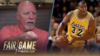 Magic Johnson's Treatment Following HIV Diagnosis as told by Lakers Trainer Gary Vitti   FAIR GAME