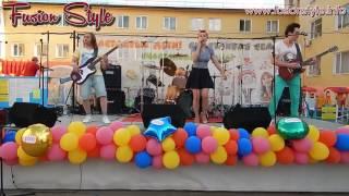 Fusion style - Весна (Максим cover) кавер группа на праздник, свадьбу, день рожденья и юбилей.