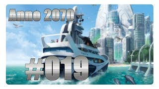 Die Tee! #019 - Let´s Play Anno 2070