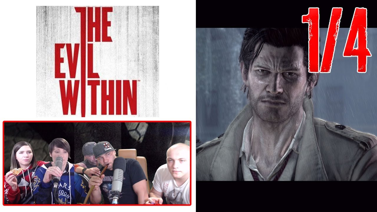 Abonnenten Livestream The Evil Within 1/2 - DEUTSCH