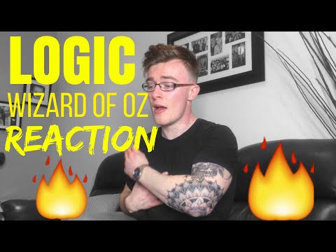 LOGIC-WIZARD OF OZ (REACTION!!)