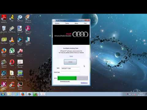 how to get a audi a3 radio code for free youtube. Black Bedroom Furniture Sets. Home Design Ideas