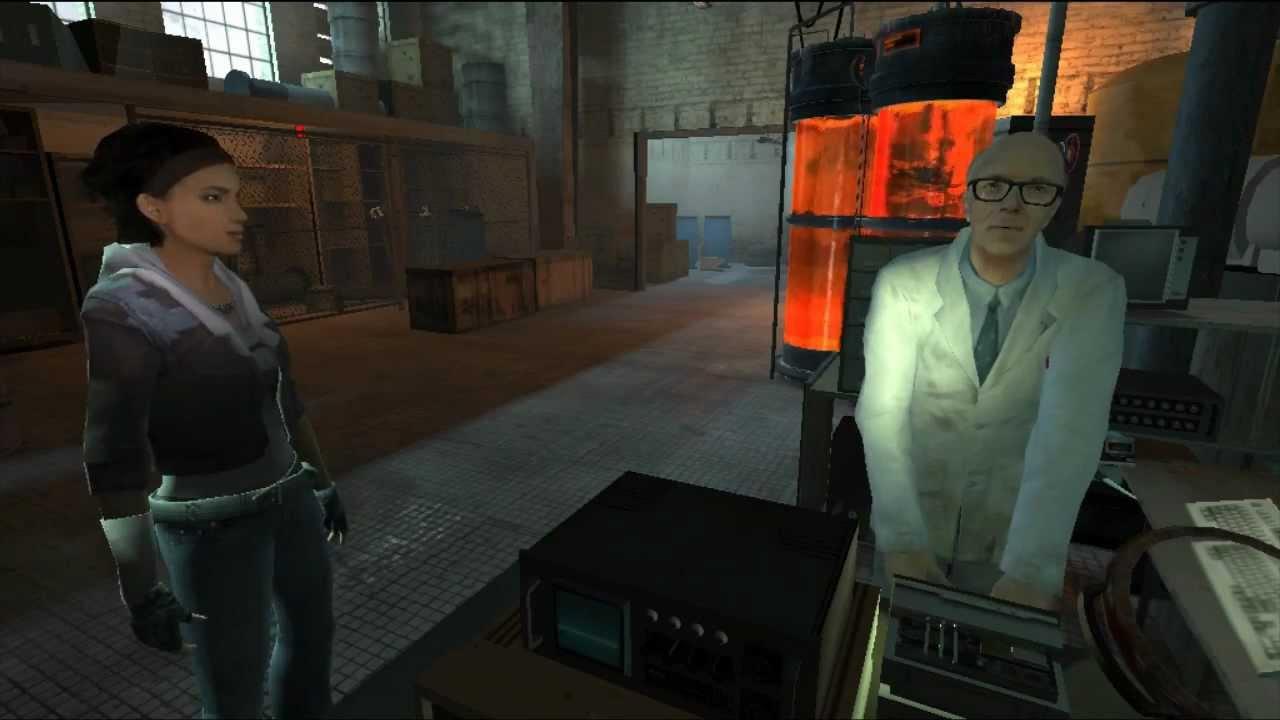 Смотреть видео игры халф лайф 3
