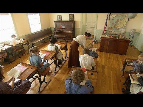 Teaching In An Iowa One-room Schoolhouse   Iowa's One-room Schoolhouses