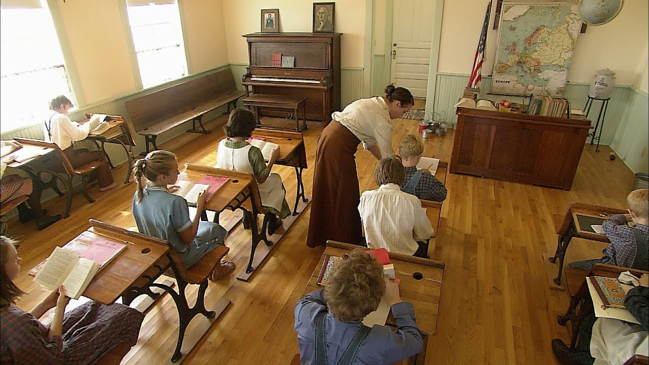 Iowa S One Room Schoolhouses