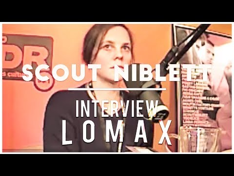 Scout Niblett - Interview Lomax