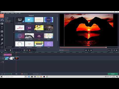 แนะนำโปรแกรม movavi video