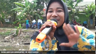 HARUSKAH BERAKHIR Vocal Neng Winda Andi Putra 2 BYAN STUDIO HD LIVE IN PATROL BARU