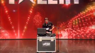 DJ Albert in Belgium