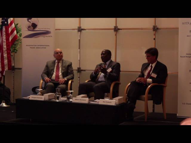 WITA Top 20 US Trade Partners - Discussion Panel Pt.2 06/10/2016