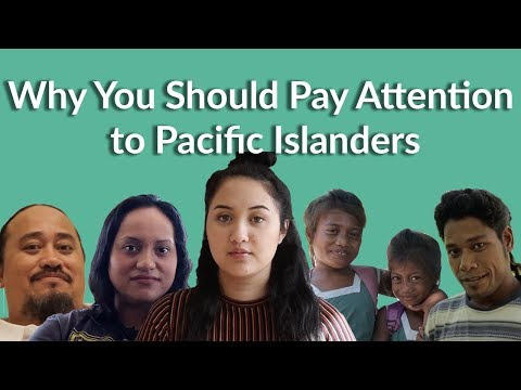 Here's What You Have to Know About Pacific Islanders | The T