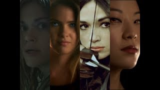 Teen Wolf Females // Power