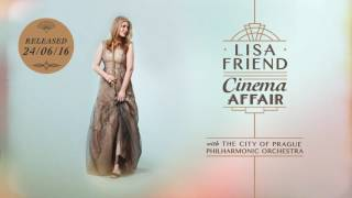 Lisa Friend 'Cinema Affair' (Silva Classics) CD 'Love Theme' from Cinema Paradiso
