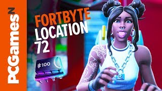 Fortnite Fortbyte guide - Number #72