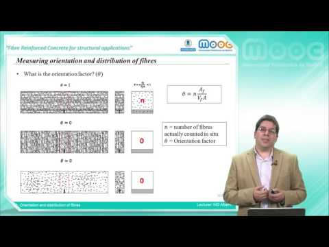 MOOC FRC 1.2: Orientation and distribution of fibres