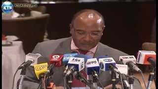 Kimemia azungumzia usalama wa uchaguzi [KTN Kenya TV]
