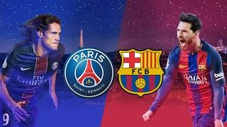 Прогноз   ПСЖ - Барселона   Лига Чемпионов 14.02.2017